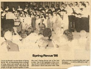 Flamborough News April 23, 1986