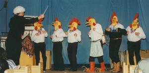 Fowl Play - the Men's Chorus
