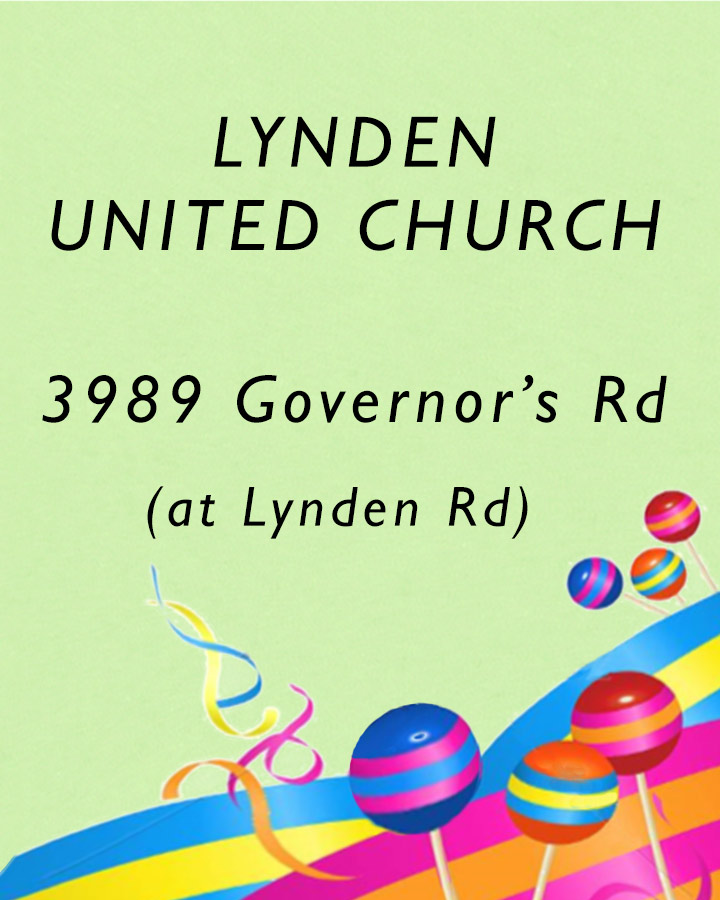 Lynden United Church 3989 Governor's Rd